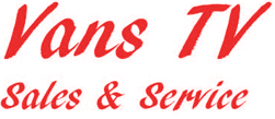 Van's TV Sales & Service Logo